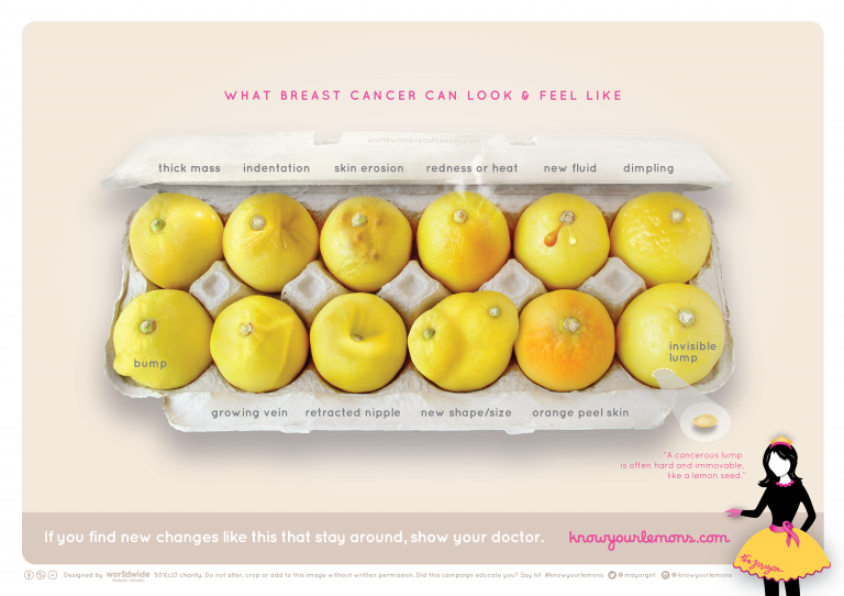 Know your lemons campaign